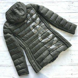Michael Kors Packable Down fill Parka Jacket
